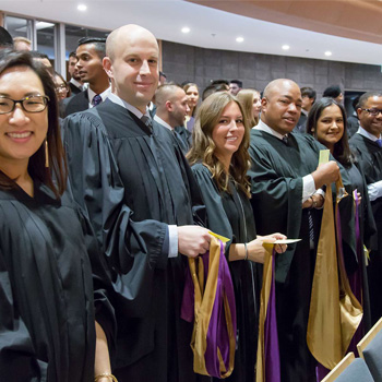 Congratulations to our Lazaridis Executive Master's in Technology Management graduates