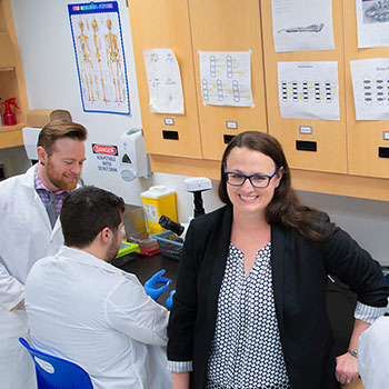 Laurier spine researcher receives Early Researcher Award