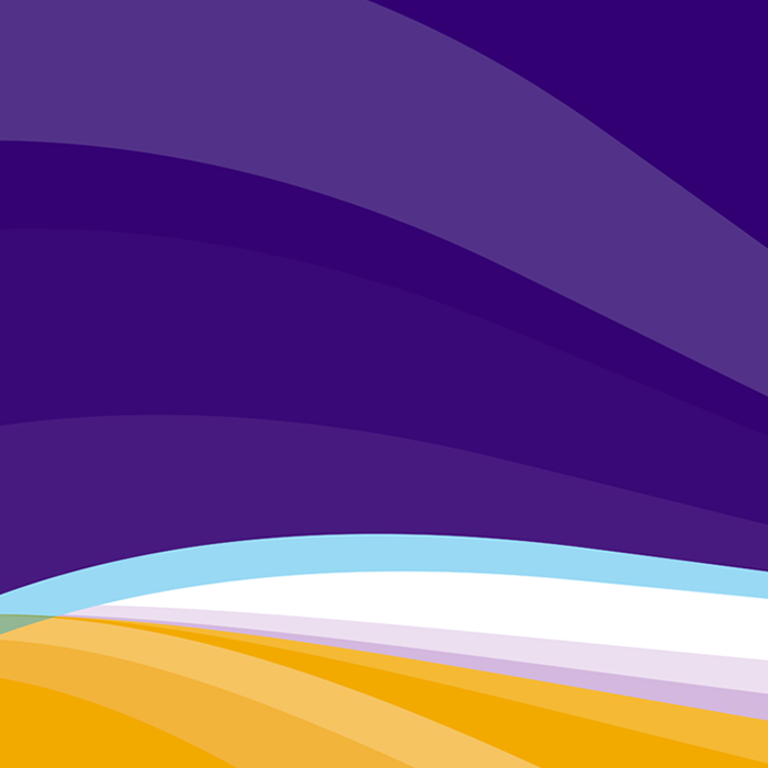 Spotlight story image pertaining to Purple abstract graphic