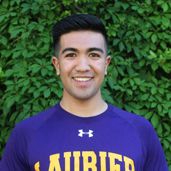 Learn why this Laurier student is being called a Canadian hero.