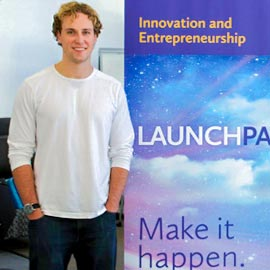LaunchPad startup and co-founder nominated for 3 KW Chamber Business Excellence Awards