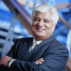 Mike Lazaridis and Ontario government contribute $35m to create world-class management institute at Laurier