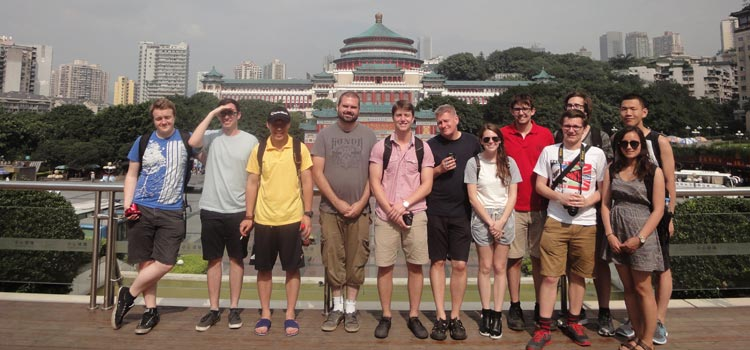 field-course-china
