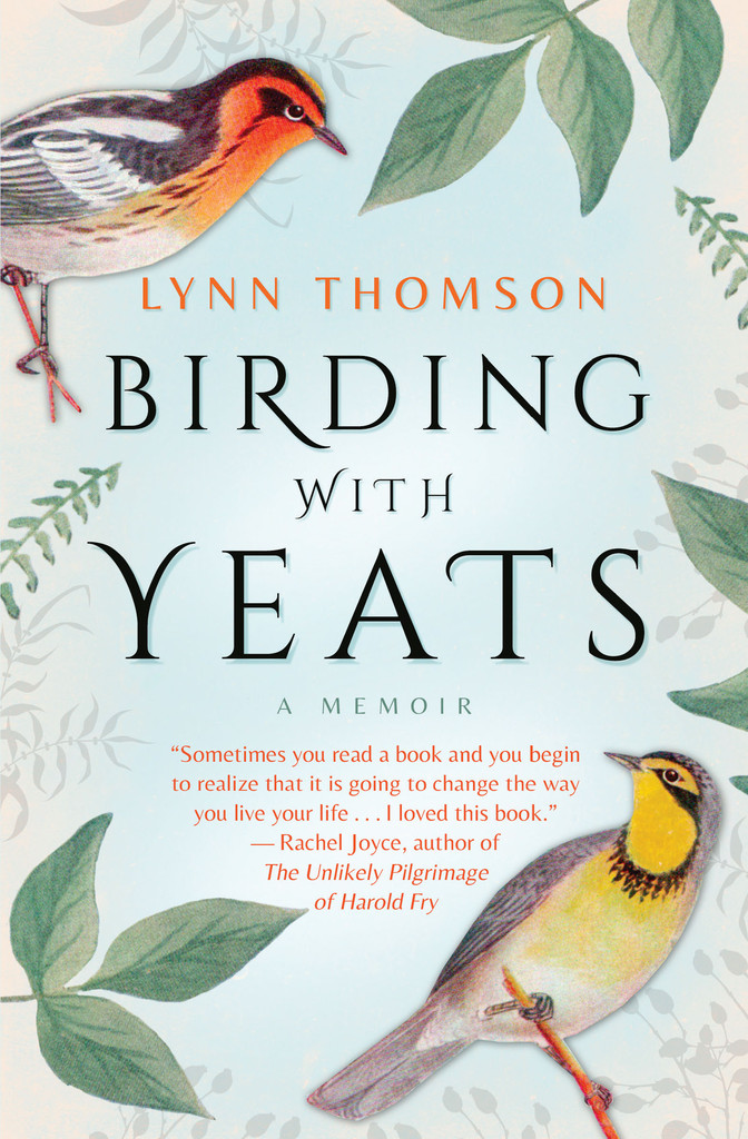 Birding with Yeats book cover