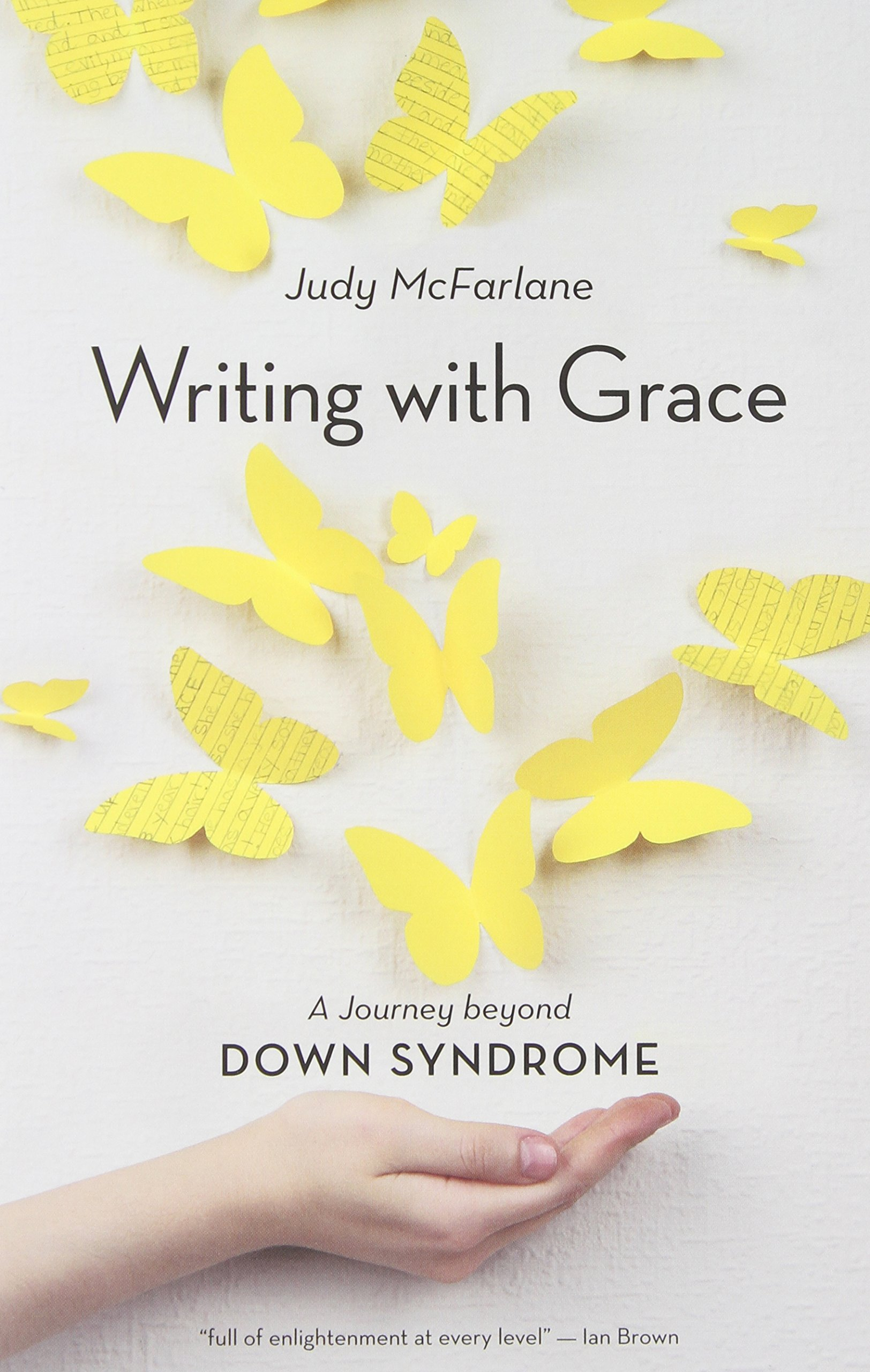 Writing with Grace book cover