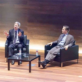 Lazaridis School and LCERPA host another successful Economist-in-Residence and Economic Outlook