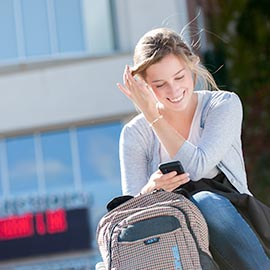 With new Hawk Mobile app, academic and campus life information is at students' fingertips