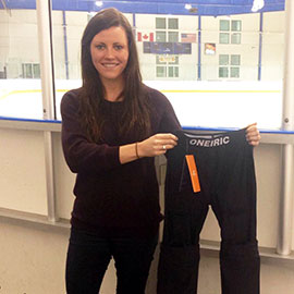 Lazaridis School alumna Emily Rudow wins 2015 Ignite Capital Pitch Competition