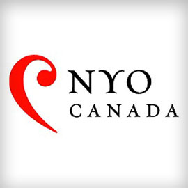National Youth Orchestra of Canada logo