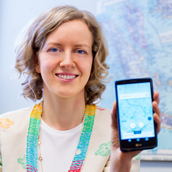 Laurier researcher receives major grant to study social impacts of ridesharing
