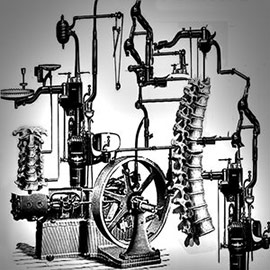 biomechanical machine
