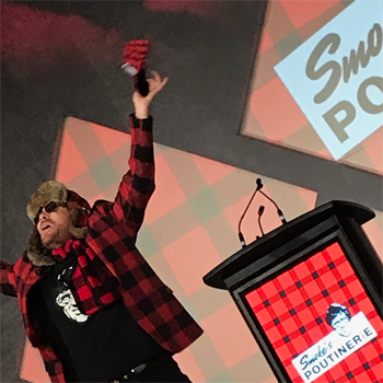 Laurier to host founder of Smoke's Poutinerie to launch speaker series with surprise business opportunity