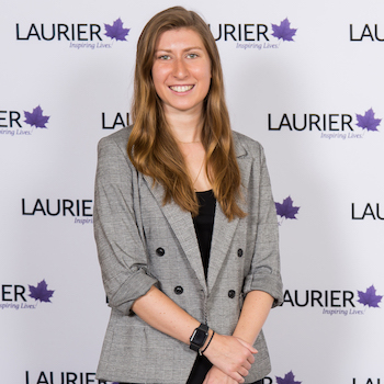 2019 Laurier teaching award-winner Carly Tward brings life lessons, research experience to class