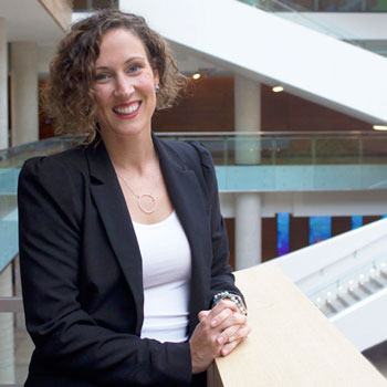 Laurier appoints Kate McCrae Bristol as Dean of Students on its Waterloo campus