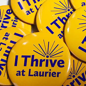 Laurier's Thrive Week shines spotlight on student mental health