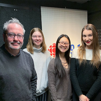French culture course provides Laurier students hands-on experience in media industry