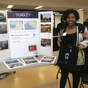 Laurier highlights global experiences during International Education Week