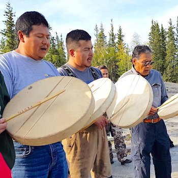 Building understanding between scientists and Indigenous communities around the Arctic.
