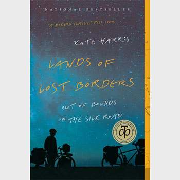 Image - Author Kate Harris named 2019 winner of the prestigious Edna Staebler Award for Creative Non-Fiction