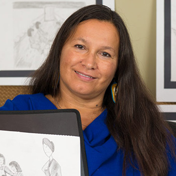 Image - Kathy Absolon-King receives federal grant for decolonization education research