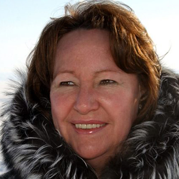 Nobel Peace Prize nominee Sheila Watt-Cloutier to speak at Cold Regions Research Centre conference.
