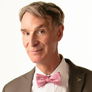 Bill Nye the Science Guy will speak at FOSSA's Undergraduate Research Conference.