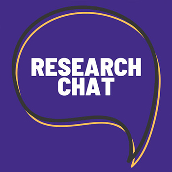 Image - Laurier showcases graduate student discoveries on newly launched Research Chat podcast
