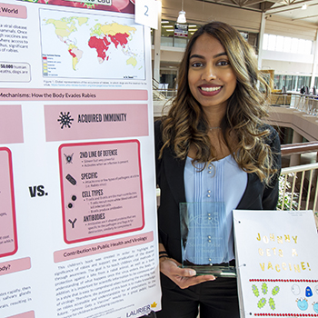 Image - Laurier students share undergraduate research at ACERS virtual showcase