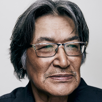 Laurier welcomes Atanarjuat, The Fast Runner writer-director, actors for roundtable.