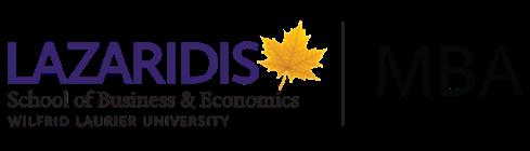 Lazaridis MBA logo